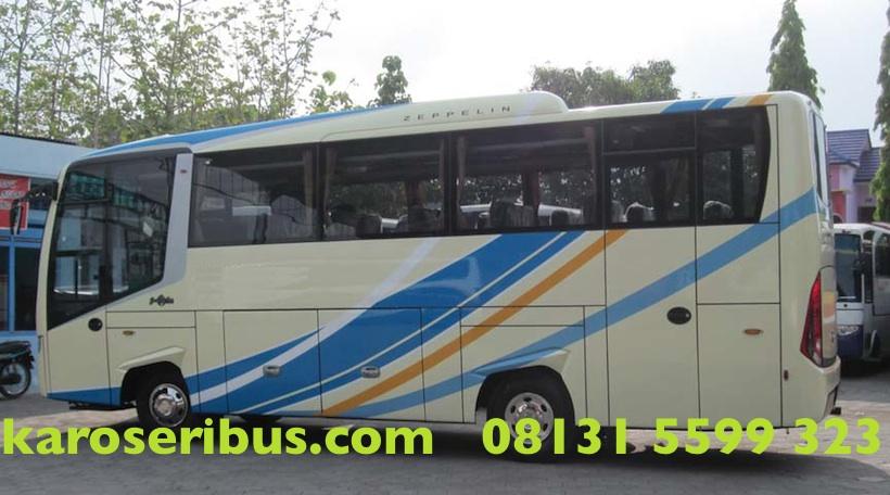Karoseri bus medium 25 seat